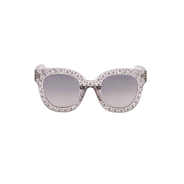 Cristal Vintage Fashion luxe 6 soleil Retro Femmes de de Carré Lunettes Plein Étoiles CwXqPpxt