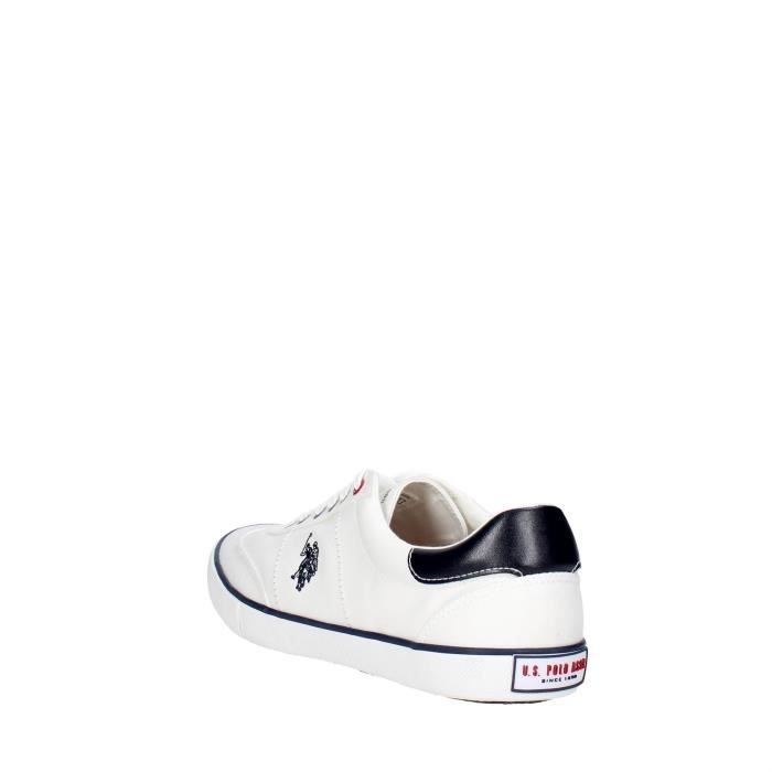 U.s. Polo Assn Sneakers Homme Blanc, 45