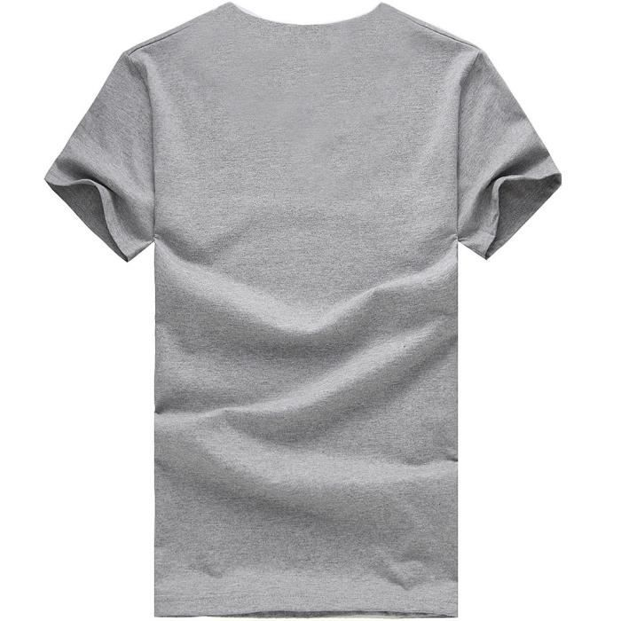 T Chemisier Plus T Size Tops gt;148 shirts Print Filles Courtes shirt Femmes Manches wzIxTq5