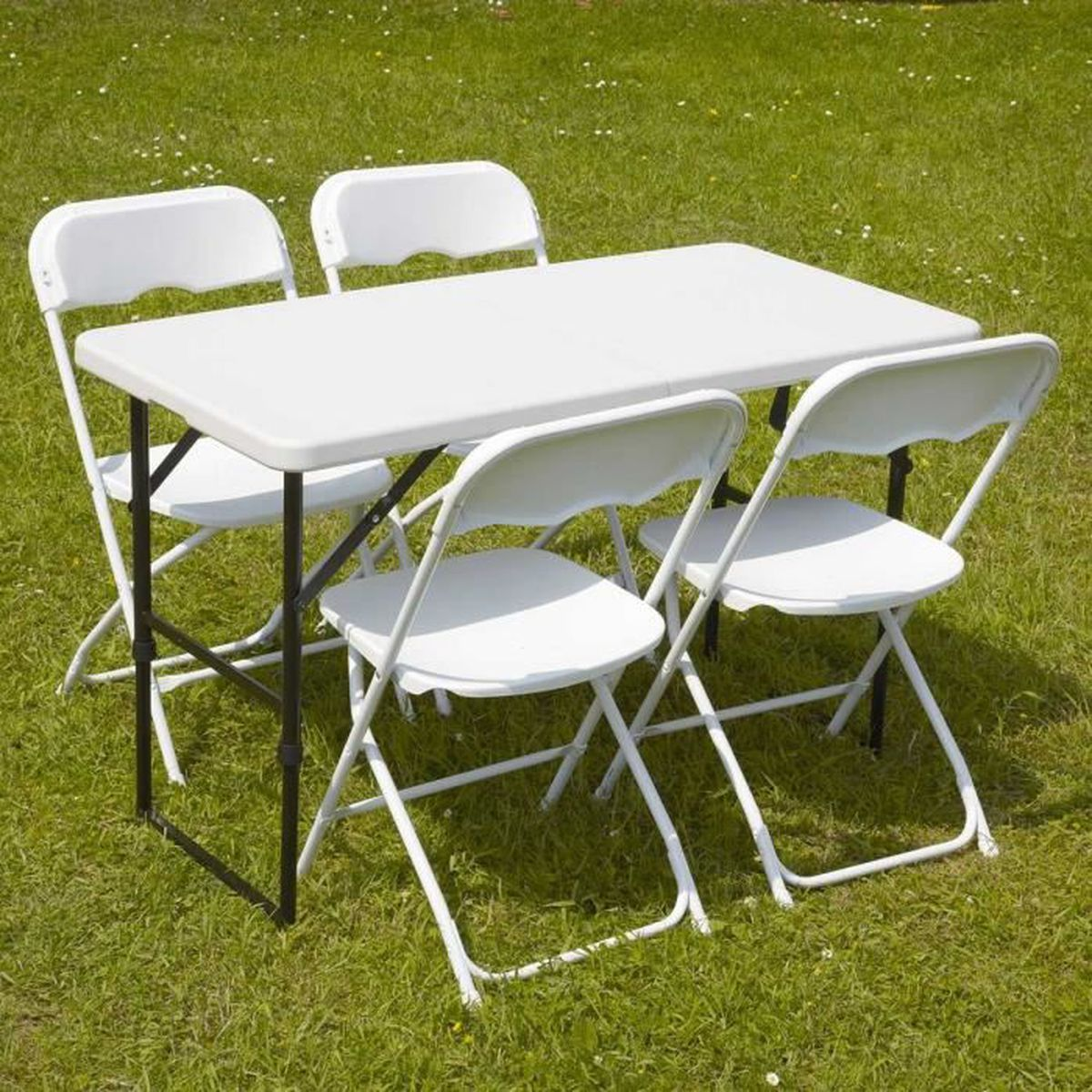 Table Pliantes Vente 4 Chaises D'appoint Et Salon Pliable Achat dBWCrxoe