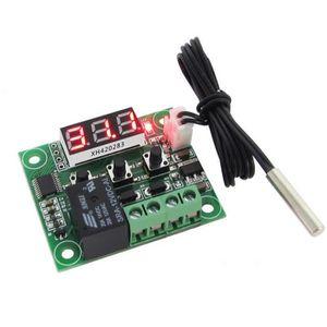 Capteur de Température 50 à 110 ° C W1209 thermostat numérique de contrôl