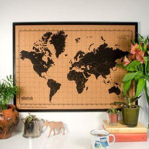 carte du monde liege achat vente pas cher. Black Bedroom Furniture Sets. Home Design Ideas