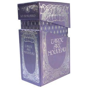 CARTES DE JEU Tarot Art Nouveau - Premium Edition unique Multico