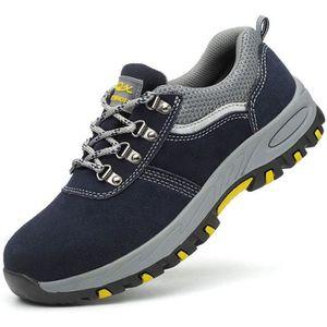 CHAUSSURES DE SECURITÉ Chaussures de Sécurité Homme Safety Shoes Sport An  ... 04703523218a