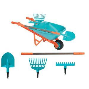 JARDINAGE - BROUETTE GARDENA Kit de jardinnage - Enfant à partir de 3 a
