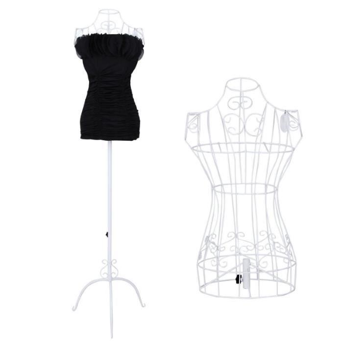 buste de couture reglable mannequin femme - achat / vente buste de