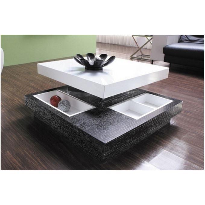 table basse amovible en bois bicolore domino achat vente table basse table basse amovible en