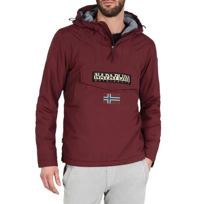 Manteaux Homme Vêtements Winter Rainforest Violet Napapijri 1 ATwUxq5Cnw