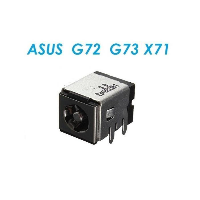 Connecteur alimentation Asus G73Jw conector Prise Dc power jack