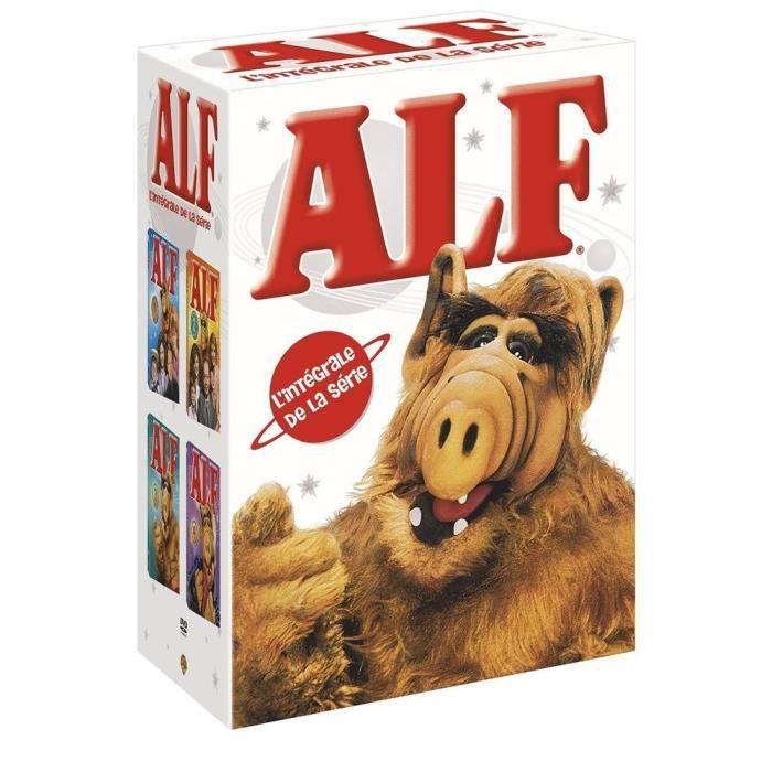 DVD SÉRIE Coffret Alf - Saisons 1 à 4 - En DVD