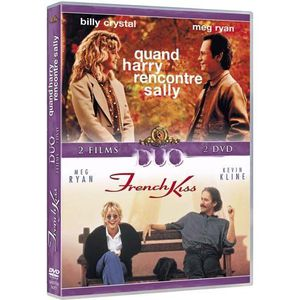 DVD FILM DVD Quand Harry rencontre Sally ; french kiss
