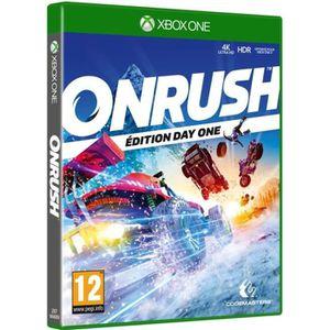 JEU XBOX ONE Onrush Jeu Xbox One