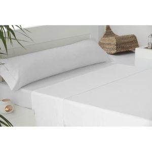 PARURE DE DRAP Parure de lit coton 90 BLANC