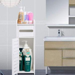 ARMOIRE DE TOILETTE Armoire de toilette Meuble Etagère de rangement à