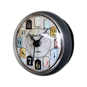 Horloge salle de bain ventouse - Achat / Vente pas cher