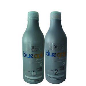 DÉFRISAGE - LISSAGE SALVATORE - BLUE GOLD PREMIUM 500ml Lissage brésil
