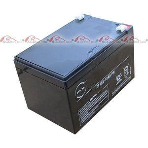 BATTERIE DOMOTIQUE Batterie plomb AGM S 12V-12Ah FR 12V 12Ah T2