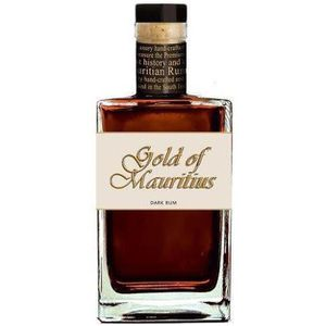 RHUM Rhum Gold of Mauritius provenant de l'île Maurice