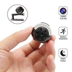CAMÉRA MINIATURE Mini Caméra, Caméra espion cachée de voiture 1080P 1632088fb226