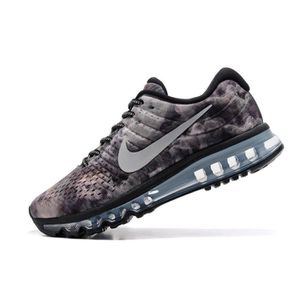 Gris Camouflage Homme Running Nike Air Max Basket 2017 Chaussures fybgYv67