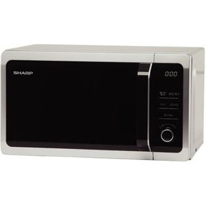 MICRO-ONDES Sharp R-652IN, Comptoir, Micro-onde combiné, 20 L,