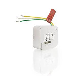 ÉMETTEUR - ACTIONNEUR  SOMFY Micro-récepteur d'éclairage - 500 W maxi