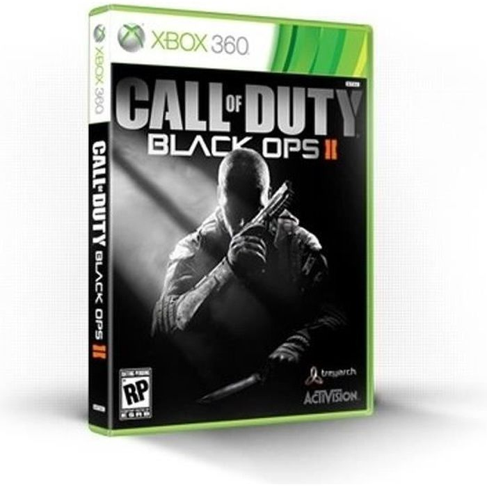 JEU XBOX 360 XBOX 360 CALL OF DUTY BLACK OPS 2 ACTIVISION