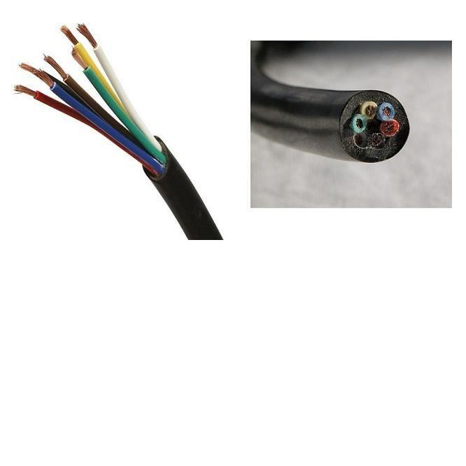 cable electrique remorque achat vente pas cher. Black Bedroom Furniture Sets. Home Design Ideas
