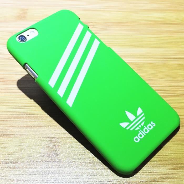 coque iphone 8 plus vert