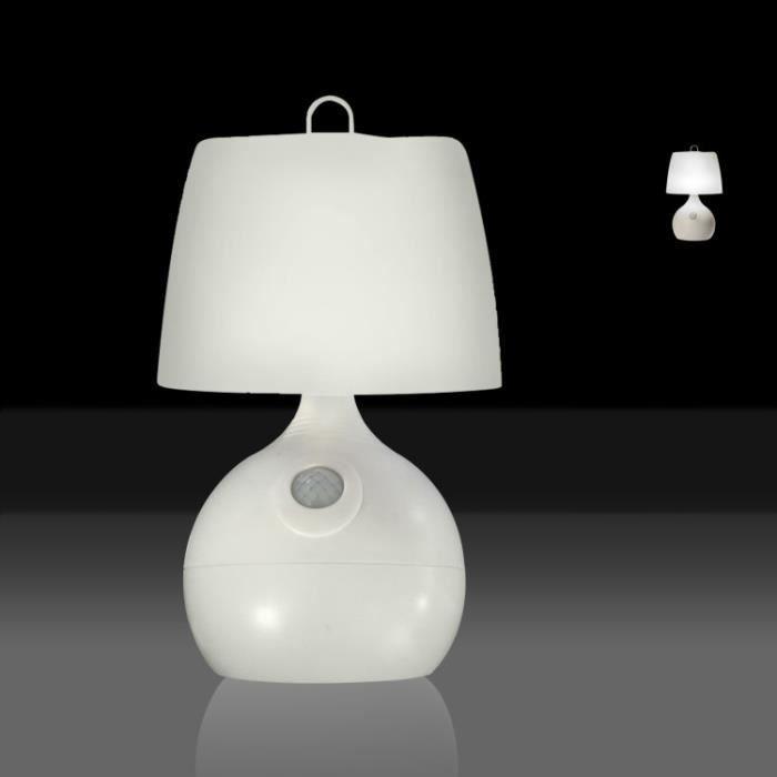 mervy lampe int rieur ext rieur sans fil led. Black Bedroom Furniture Sets. Home Design Ideas