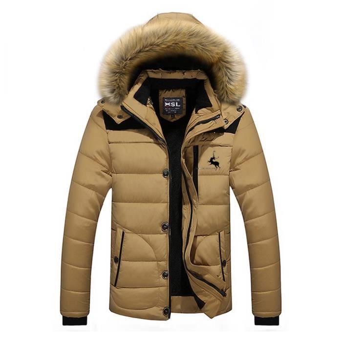 super popular 19750 f6813 doudoune-homme-hiver-manteau-homme-a-capuche-veste.jpg