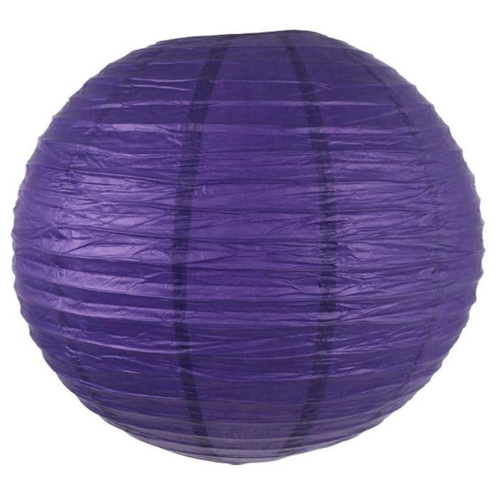 boule papier violet achat vente boule papier violet pas cher cdiscount. Black Bedroom Furniture Sets. Home Design Ideas