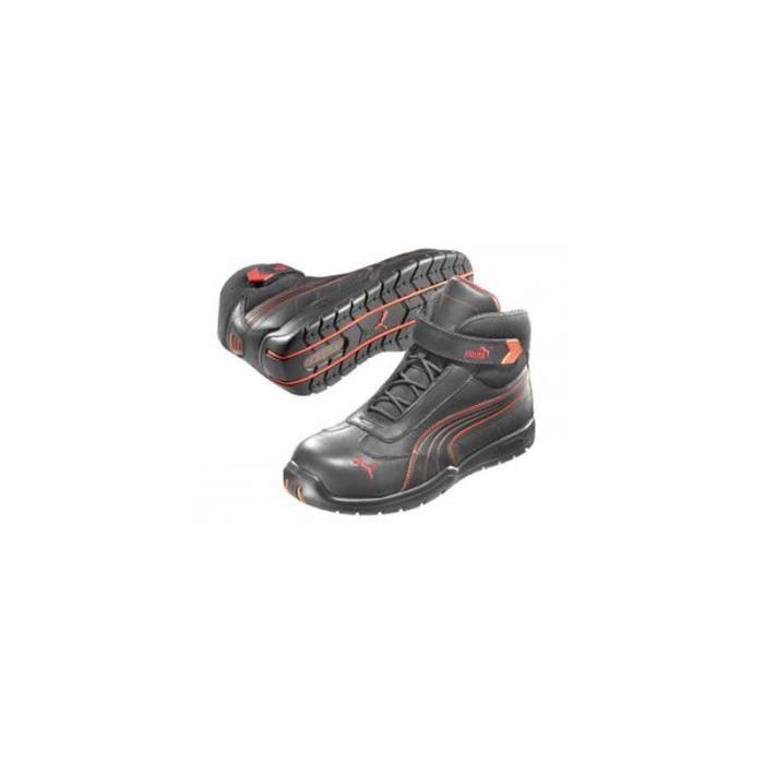 Motorsport Noir De Chaussures Sécurité Hautes 63216 45 Puma S3 trsCdhQ