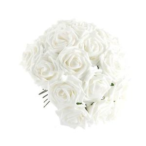 Fleur artificielle rose achat vente fleur artificielle for Soldes fleurs artificielles