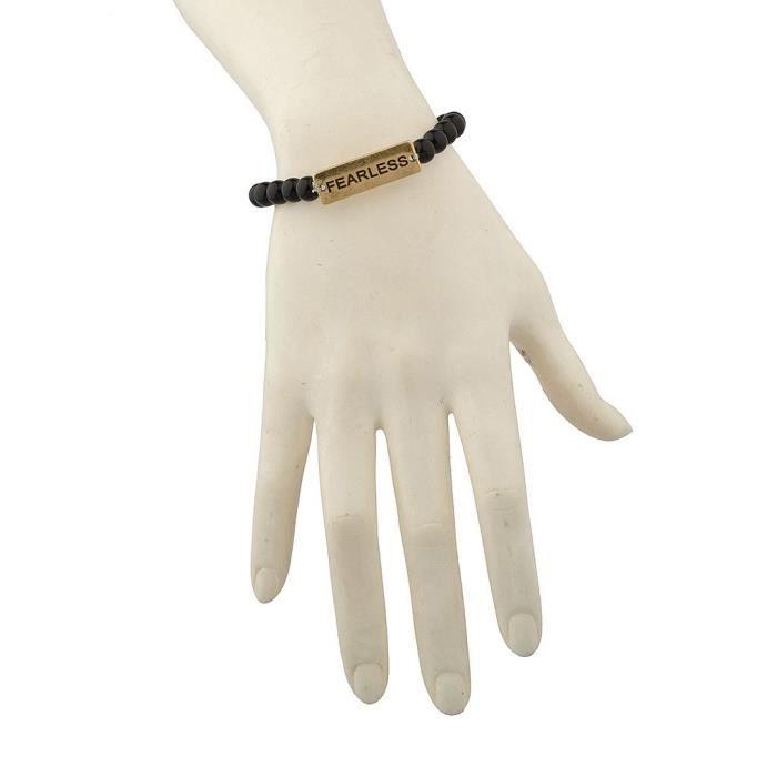 Trendtwo Perles de femmes sans Peur Assortiment Bracelet FQRVM