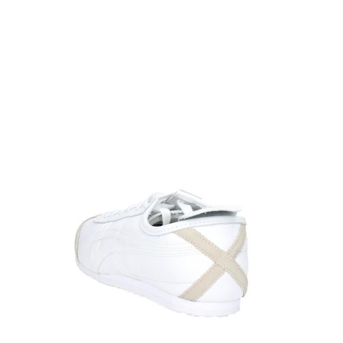 Onitsuka Tiger Sneakers Homme Blanc, 45