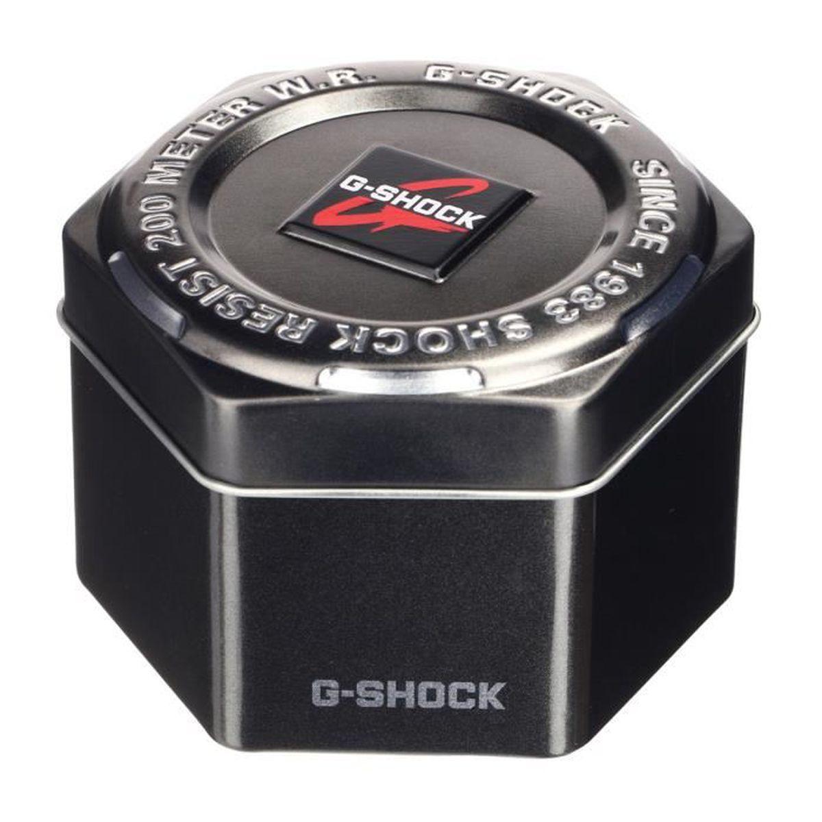 Casio Montre Quartz G Shock Gd 400mb 1er Homme Achat Vente 1 Cdiscount