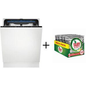 LAVE-VAISSELLE ELECTROLUX - EES48200L- Lave vaisselle encastrable