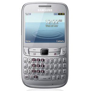 Téléphone portable SAMSUNG Chat 357 S3570 Silver