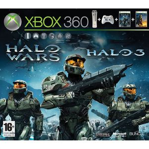CONSOLE XBOX 360 PACK XBOX 360 BEST OF HALO