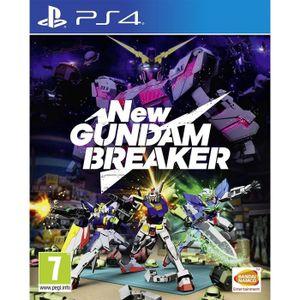 JEU PS4 New Gundam Breaker PS4 (UK Import)