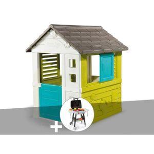 cabane enfant plastique achat vente jeux et jouets pas. Black Bedroom Furniture Sets. Home Design Ideas