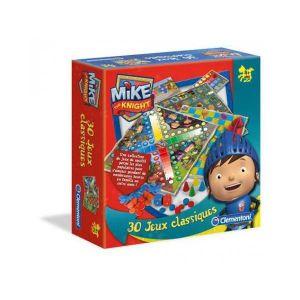 MALLETTE MULTI-JEUX Clementoni - 62571 - 30 jeux Classiques Mike le…