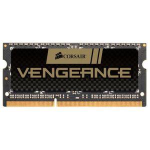 MÉMOIRE RAM Corsair 8GB DDR3, 8 Go, 1 x 8 Go, DDR3, 1600 MHz,