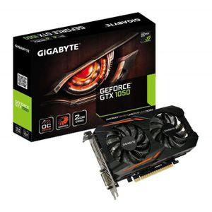 CARTE GRAPHIQUE INTERNE GIGABYTE Carte graphique GeForce® GTX 1050 OC 2G -