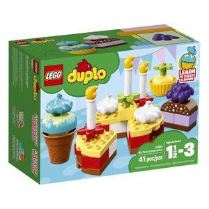 ASSEMBLAGE CONSTRUCTION Lego Duplo My First Celebration Pour les enfants d