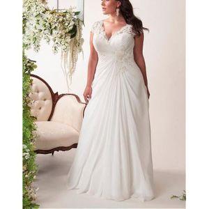 Robe de mariage achat vente robe de mariage pas cher for Robes taille plus pour les mariages pas cher