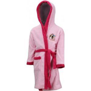 a99aa0a554740 PEIGNOIR rose - Robe de chambre peignoir Soy luna rose Tail
