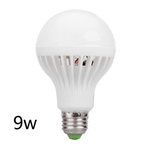 9wled ampoule de contrôle de son et lumière 9wled ampoule de contrôle de son et lumière