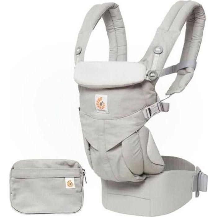 PORTE BÉBÉ Ergobaby porte-bébé 4P 360 OMNI Pearl Grey